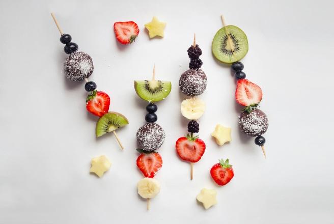 Fruit Kebabs Kopie