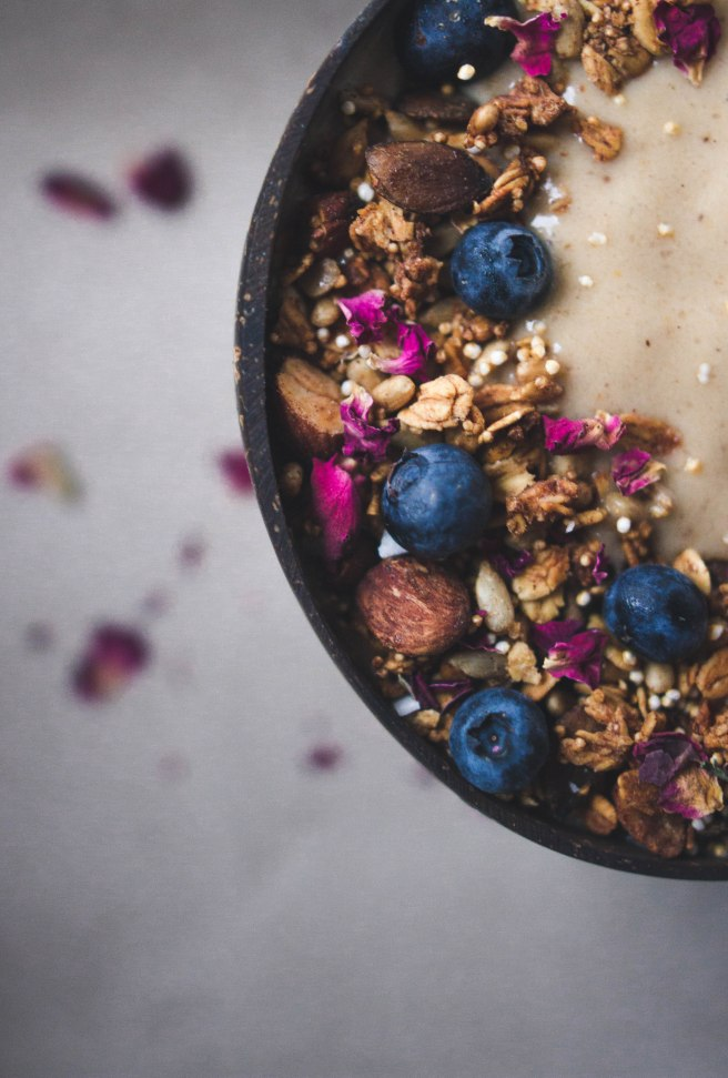 Chai Smoothie Bowl-6