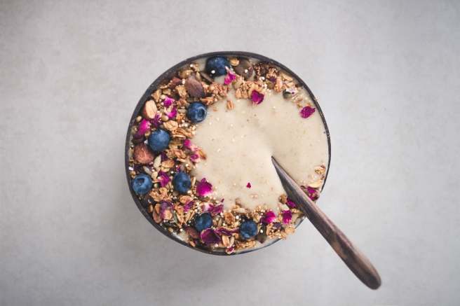 Chai Smoothie Bowl-8